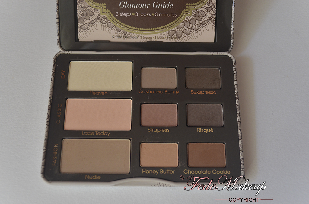 Sephora Too Faced Natural Love